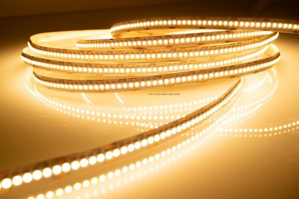LED Streifen warmweiß 3000K 19,2W 1200lm/m