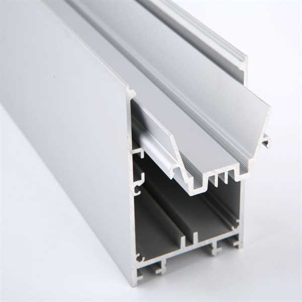 LED Wandprofil und Pendelprofil mit Treiber