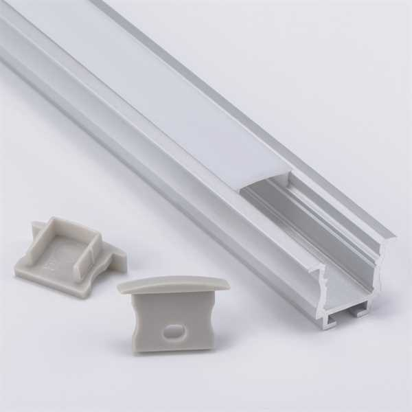 LED Deckeneinbau Lichtleiste ohne Endkappe