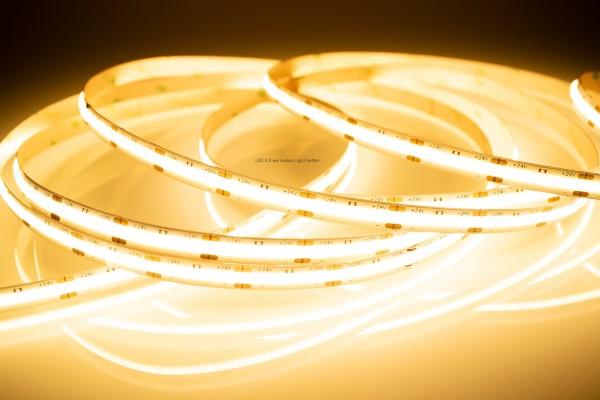 COB LED-Streifen warmweiß in 3000K