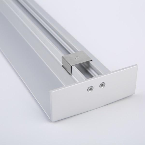 Zubehör Montageklammer für LED Wandprofil