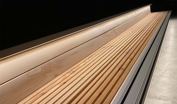 LED Stufenleuchte Rutschfest LE-ST2