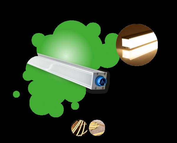Lineare LED Bodeneinbauleuchte ZEUS