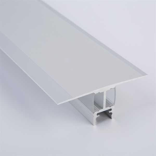 LED Wandprofil für indirekte Beleuchtung